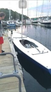 Soling sailboat forsale. NEED GONE. WILL DELIVER