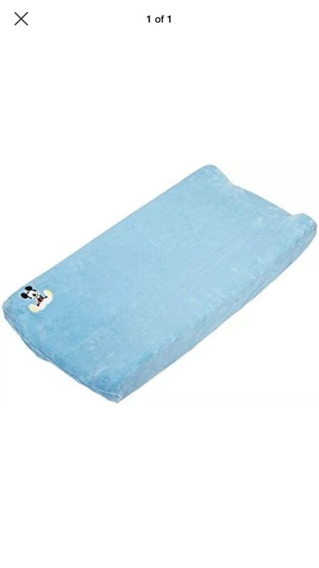 Mickey Mouse Changing Table Cover (Blue)