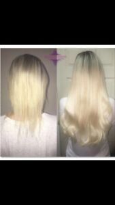 Russian Hair Extensions - lasts up to 2 years!
