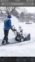 QUICK AND CHEAP SNOW REMOVAL