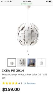 Ikea Pendant Light Buy Sell Items From Clothing To Furniture And