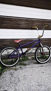 Custom wethepeople crysis bmx
