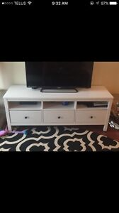 IKEA Hemnes TV Stand in Whitw