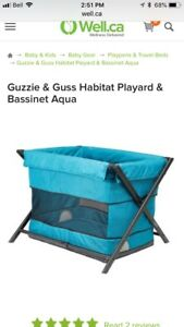 Guzzie and Gus Playpen