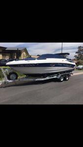 Boat crownline 248LS Higgins Belconnen Area Preview