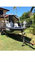 Boat And Trailer For Sale !!!!!!!!!!!!! Carindale Brisbane South East Preview