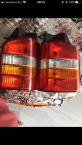 Tail light Roxburgh Park Hume Area Preview
