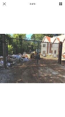 Large Heavy Duty Gates Driveway /Estate/country House/ Factory/ Mansion 20ft X 8