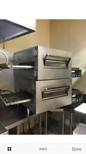 Conveyor pizza oven Denistone East Ryde Area Preview
