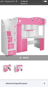 Must go-Loft Bed-1 year old-Disassembled
