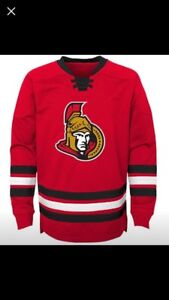 NHL clothing 17 pieces  6 different types