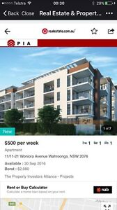 62/11-21 Woniora Ave Wahroonga Crows Nest North Sydney Area Preview