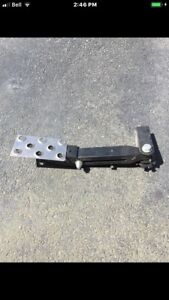 Reese trailer hitch step
