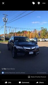 2014 MDX for sale