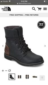 The North Face Women's Casual Winter Boot Size 6