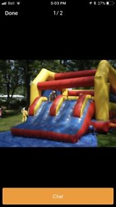Bouncy castle for rent$229 all day