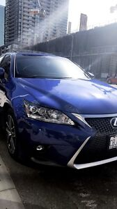 2014 Lexus CT200h F SPORT EDITION
