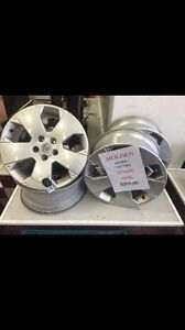 Holden Astra Vectra 17inch Rims!! Epping Whittlesea Area Preview