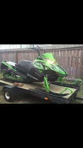 2015 arctic cat m8000 sno pro 155 extremely low km!! NO TAX!