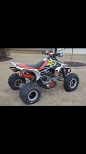 Looking for TRX450R/LTR450/YFZ450. Banshee