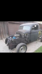 1940 ford 1/2 ton pick up
