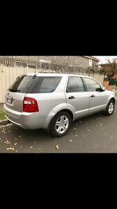 FORD TERRITORY GHIA  REGISTERED Footscray Maribyrnong Area Preview