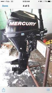 8 hp mercury