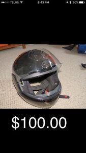 Motorcycle Helmets - 3 - great buys!