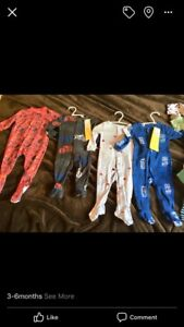 3-6month boys clothing