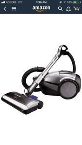 Hoover canister bagged vacuum  model:Legacy