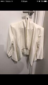Jacket size 12 $15