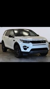 Land Rover discovery sport hse luxury sport