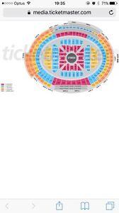 Adele tickets x2 - Perth Perth Perth City Area Preview