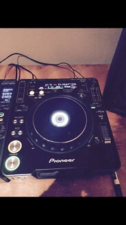Pioneer CDJ1000 mk3 x2  Greensborough Banyule Area Preview