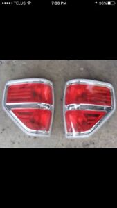Ford F-150 tail lights