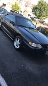 1998 Mustang GT 4.6L Limited Edition Rag Top Convertible