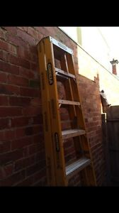 Gorilla Ladder: 2.4metres - double sided! Richmond Yarra Area Preview