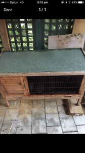 Rabbit or guinea pig hutch Rutherford Maitland Area Preview