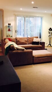 6 seater chaise lounge  Macquarie Links Campbelltown Area Preview