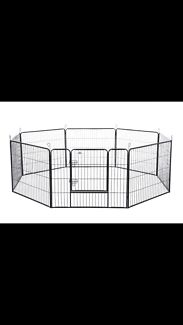 Play pen for dog/puppy and soft cuddly bed Pasadena Mitcham Area Preview