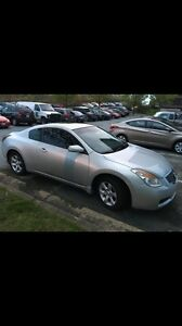 2008 NISSAN ALTIMA COUPE!