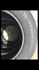 195/65 R 15  Continental Contact Pro Tiers