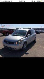 04 Nissan Quest low km, cheapest in town!!!!