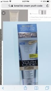 Looking for L'Oreal Youth Code BB Cream