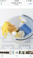 Residential Cleaning Service/Cleaning Lady