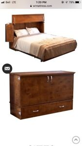 Cabinet bed for sale