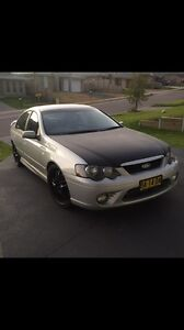 BF XR6 Turbo 317RWKW!! Kurri Kurri Cessnock Area Preview