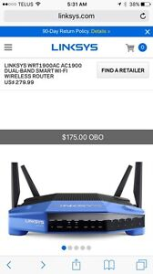 Linksys Dual-Band Gigabit Wi-Fi Router