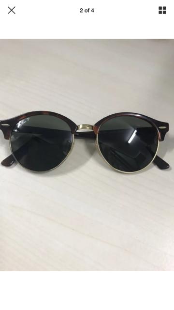 96b622df12a Ray-ban clubround club master sunglasses. Polarised. Brand new ...