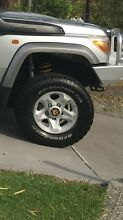 5 GXL LANDCRUISER WHEELS West Wollongong Wollongong Area Preview